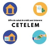 L'offre de rachat de crédit avec trésorerie Cetelem